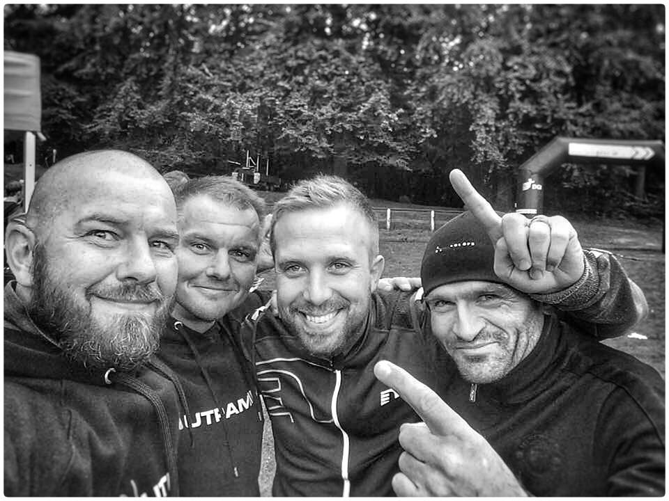 Team Bear vandt Technical Adventure Race..